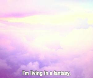 alone, fantasy, and pink image