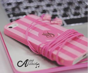 pink, girl, and girly image