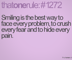 crush, fear, and smile image