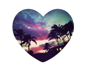 heart, hipster, and summer image