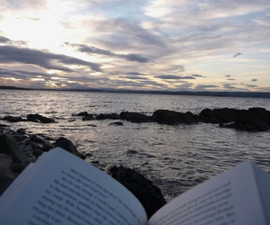 book, edinburgh, and firth of forth image