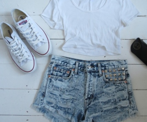 converse, pretty, and short image