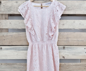 clothes, girly, and dress image