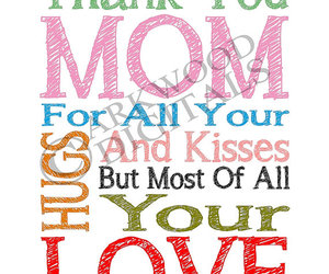 birthday card, for mom, and mothers day card image