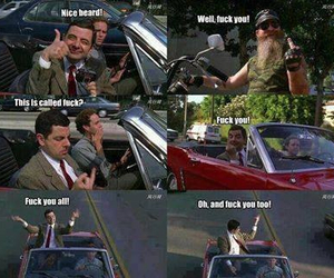 cars, funny, and lol image