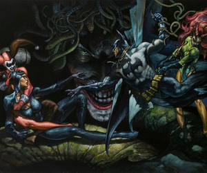 batman, trapped, and dc comics image