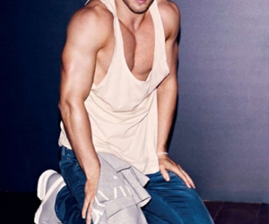 Hot, kellan lutz, and muscles image