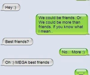 best friend, funny, and quotes image