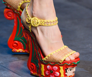 design, fashion, and heel shoes image