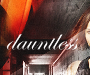 divergent and dauntless image