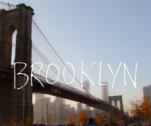 cities, brooklin, and nyc image