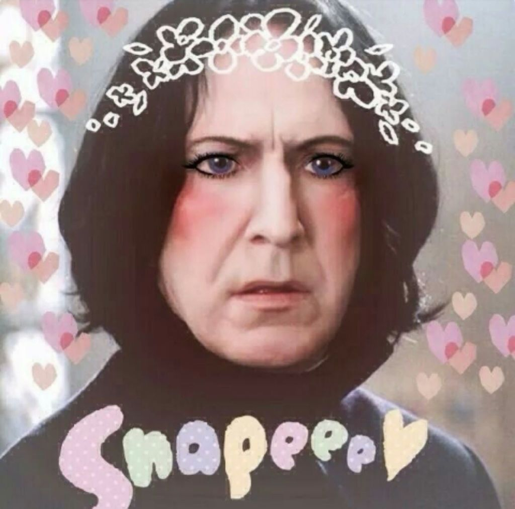 Snape being better looking than youve ever been izmirmasajfo
