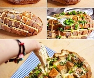 bread, food, and OMG image