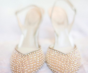 heels, lovely, and wedding image