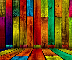boards, bright, and colorful image
