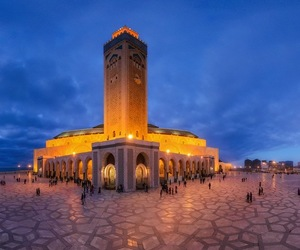 architecture, Casablanca, and cool image