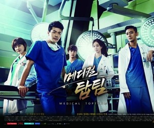 kdrama and medical top team image