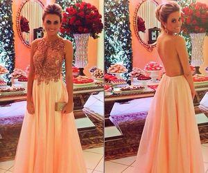 dress and prom dresses image