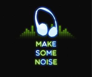 <3, music, and wallpaper image