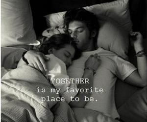 love, together, and couple image