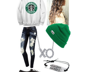starbucks and style image