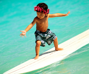 surf, cute, and beach image