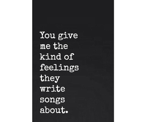 song, quote, and love image