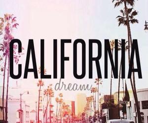 california, Dream, and summer image