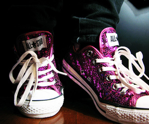 beads, converse, and project 365 image