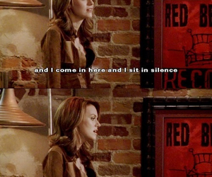 one tree hill, quote, and peyton sawyer image