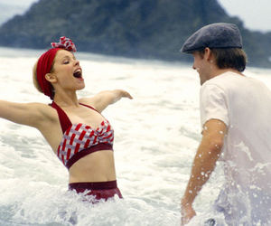 film, romantic, and the notebook image