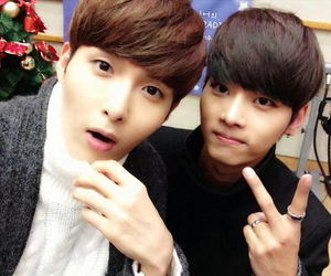 n, vixx, and ryeowook image