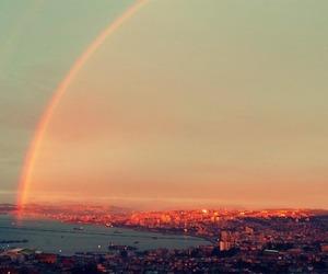 rainbow, chile, and beautiful image