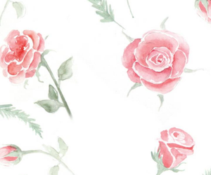 background, floral, and lovely image