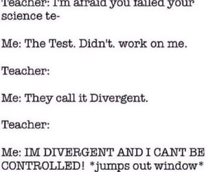 divergent, school, and insurgent image