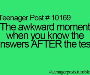 quote, teenager post, and awkward image
