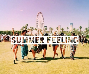 beach, carnivals, and summer image