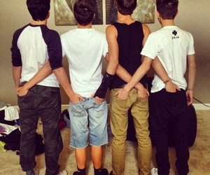magcon, taylor caniff, and carter reynolds image