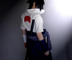 Sasuke Cosplay And Naruto Image
