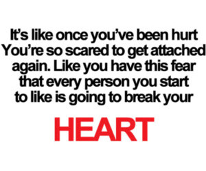 sad, heart, and quote image