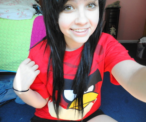 girl, pretty, and angry birds image