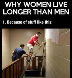 funny, men, and woman image