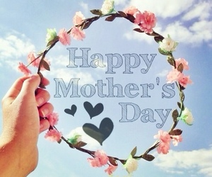 flowers, mother's day, and mother image