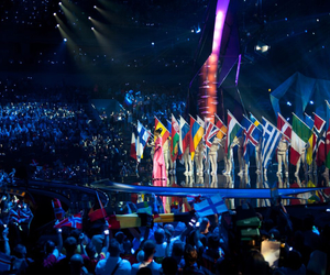 music, eurovision, and eurovision song contest image