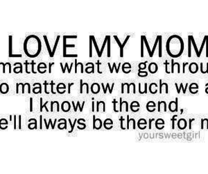 mom, mothers day, and love image