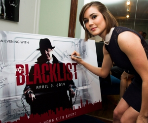 the blacklist and megan boone image