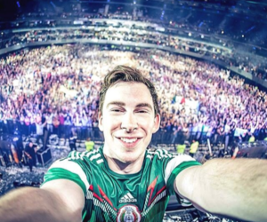 hardwell and mexico image