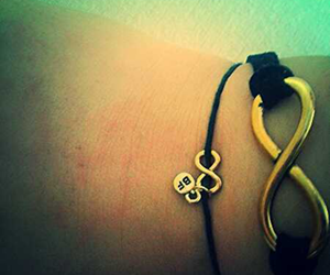 infinity, bestfriend, and love image