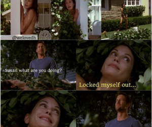 Desperate Housewives, wisteria lane, and Susan Mayer image