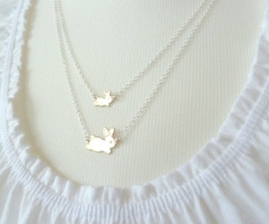 bunny, lolita, and necklace image